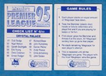 Crystal Palace Checklist 6